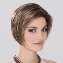 Mid-length Lace Front Wig - Flair - Monofilament****