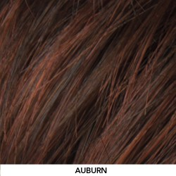 Short Wig Lace Front - Ginger - Monofilament****