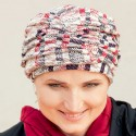 Chemo turban lined with cotton Fanny - Scottland