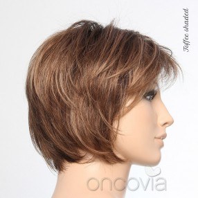 Perruque femme Chic Look Semi-Monofilament***