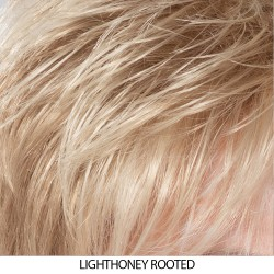 Perücke Lace Front Monofilament Swing
