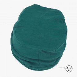 Chemo cap Pascale - Green Canard