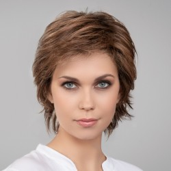 Short Prime Power Wig - Rush Mix Fibres