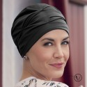 Chemo Mütze Ankaa Onyx - Christine Collection