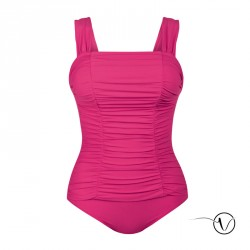 Mastectomy swimsuit Cabinda Magenta