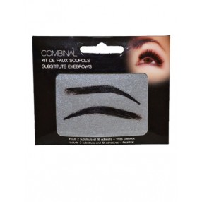 Kit de faux sourcils - Brun