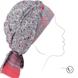 Chemo Head Scarf - Saree Indra