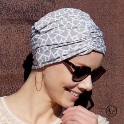 Bonnet Set Shanna Gisela Mayer - Gris