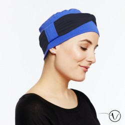 Chemo headband Tendance anthracite grey