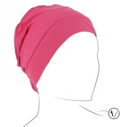 Chemo cap Pascale - Pink