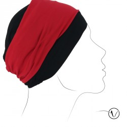 Bandeau large - Rouge