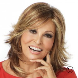 Wig monofilament Atlantic Raquel Welch