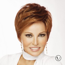 Short Wig - Island - Monofilament Raquel Welch