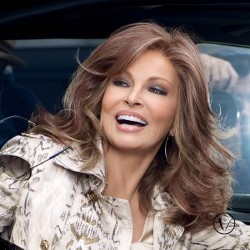 Long Wig - L.A. - Monofilament Raquel Welch