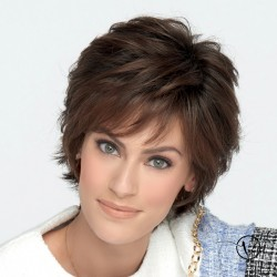 Short Wig - Nevada - Monofilament Raquel Welch