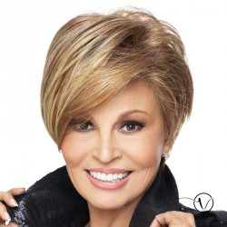 Short Wig - River - Mono Crown Raquel Welch