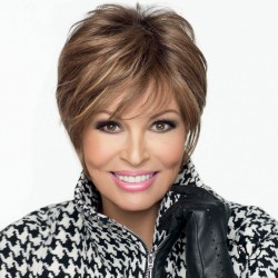 Short Wig - Montana - Monofilament Raquel Welch