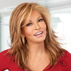 Long Wig Florida Monofilament Raquel Welch