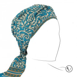 Chemo Head Scarf - Saree Samira