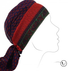 Chemo Head Scarf - Saree Mathilda