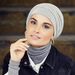 Viva Tweed Cotton Chemo Turban