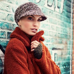Chemo Kappe Tweed - Christine Headwear