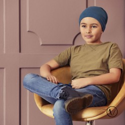 Children Chemo cap Stitch - Chemo Headwear