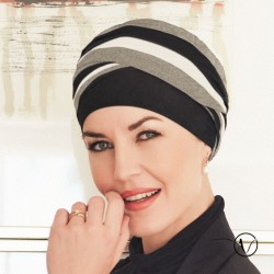 Turban chimio Hindi en bambou - Paris