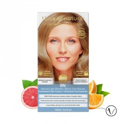 Natural hair colour Light blond - Tints of Nature