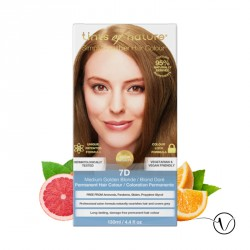 Natural hair colour Gold Blond - Tints of Nature