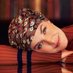 Lotus Bamboo Chemo Turban - Donatello