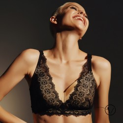 Allure Wireless Padded Mastectomy Bra - Megami