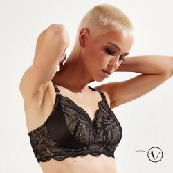 Victress Wireless Soft Cup Mastectomy Bra
