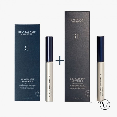 Le Pack -10% Cils et Sourcils : Revitabrow (3ml) + Revitalash (2ml)
