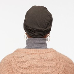 Chemo cap Pascale - anthracite grey