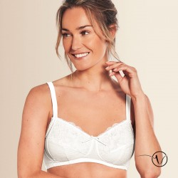 Wireless mastectomy bra - Amanda Amoena