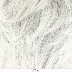 Mid-length Wig Maine Monofilament with lace front