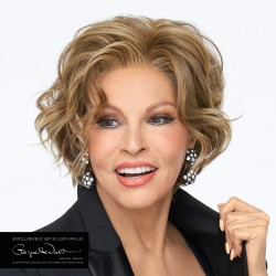 Mid-length Wig - Lake Mono Raquel Welch