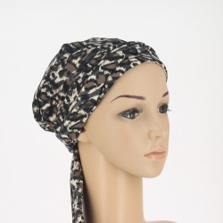 Simona Pre-Formed Head Scarf - Once