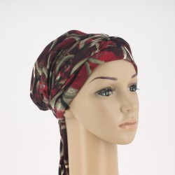 Simona Pre-Formed Head Scarf - Milan