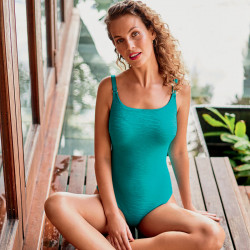 One-piece mastectomy swimsuit Maldives – Amoena