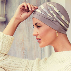 Turban chimio Hindi en bambou - Mogador