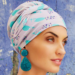 Turban Chimio Boho Majorque - Christine Headwear