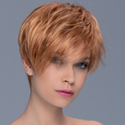 Short Wig - Space - Mono-crown**
