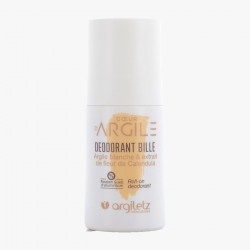 Argiletz White Clay Roll-on Deodorant
