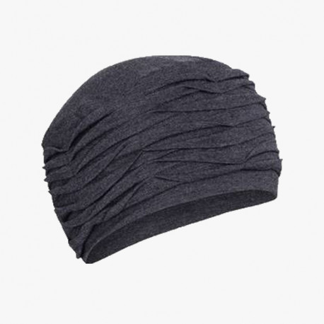Willow hat in bamboo Heather blue - Amoena