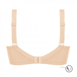 Cotton post-operative bra Tanya Nude Amoena