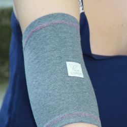 Eclipseo sleeve for PICC-Line Rue du Colibri