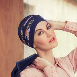 Turban chimio Hindi en bambou - Forever