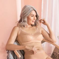 Robina Post-Surgery Bra for Breast form - chair - Anita